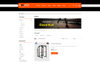 """GoodLife Fitness - Online Store"" Responsive OpenCart Template Groot  Screenshot"