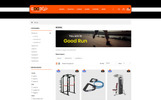 GoodLife Fitness - Online Store OpenCart Template
