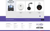 Plantilla OpenCart para Sitio de Tienda de Ordenadores