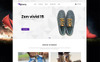 Shoesy - Shoes Store OpenCart Template Big Screenshot