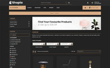 Reszponzív Shopia - Furniture Store OpenCart sablon
