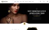 "OpenCart шаблон ""Royalinn Jewellery Store"""