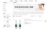 Responsywny szablon OpenCart Royalinn Jewellery Store #82313