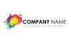 Creative Idea Brain Logo Template Big Screenshot