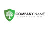 Nature Guard Logo Template Big Screenshot