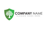 Nature Guard Logo Template