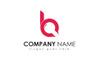 B Letter Search Logo Template Big Screenshot