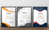 10 Certificates Bundle Certificate Template Big Screenshot