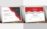 10 Certificates Bundle Certificate Template