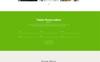 """""""Milus Restaurant"""" PSD Template Groot  Screenshot"""