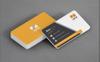 """""""Creative Shades Business Card"""" Premium Bedrijfsidentiteit template Groot  Screenshot"""