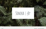 Sincka - Tropical Vibes PowerPoint Template