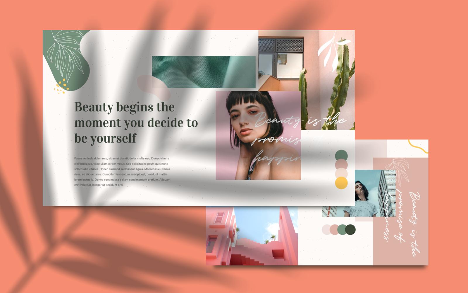 Qolsha - Creative PowerPoint Template