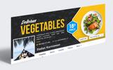 """""""Food Facebook Cover"""" design d'Entreprise"""
