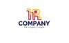 H + R Logo Şablon Büyük Ekran Görüntüsü