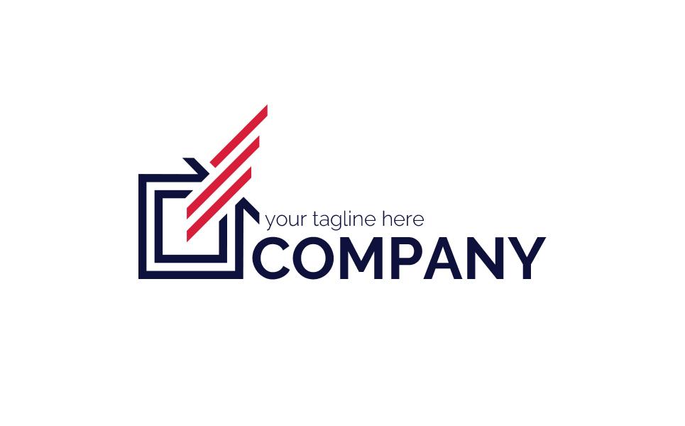 Laser Beams Logo Template #84237