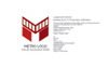 METRO Template de Logotipo №81719 Screenshot Grade