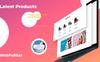 "EBay Vorlage namens ""MinimalShop v2"" Großer Screenshot"
