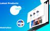 """MinimalShop v3"" modèle eBay adaptatif Grande capture d'écran"