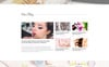 Dryade | Beauty & Spa PSD Template Big Screenshot