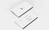 Classic Business Cards Corporate identity-mall En stor skärmdump