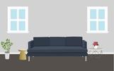"""""""Room Scene Creator"""" Illustration"""