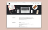 "Illustration namens ""Flat Desk Scene Creator"" Großer Screenshot"