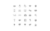 Valentine's Day Iconset-mall