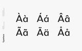 """Font """"Stark - A Modern Sans Serif"""""""
