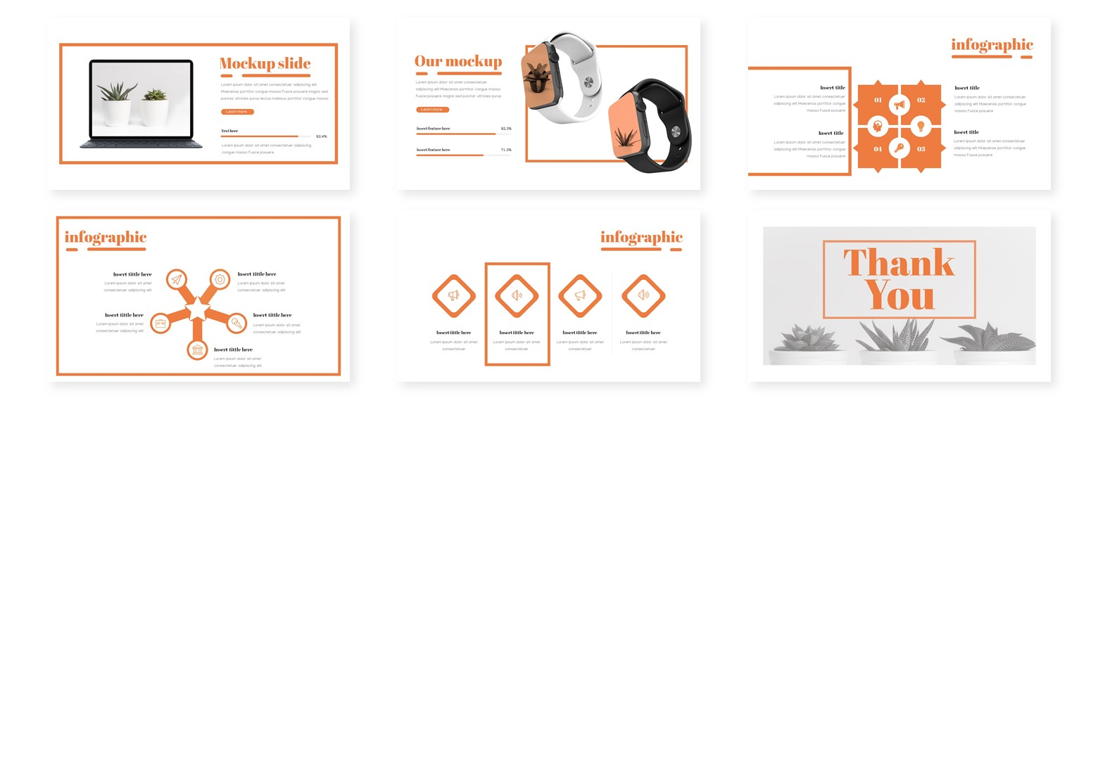 Orene PowerPoint Template