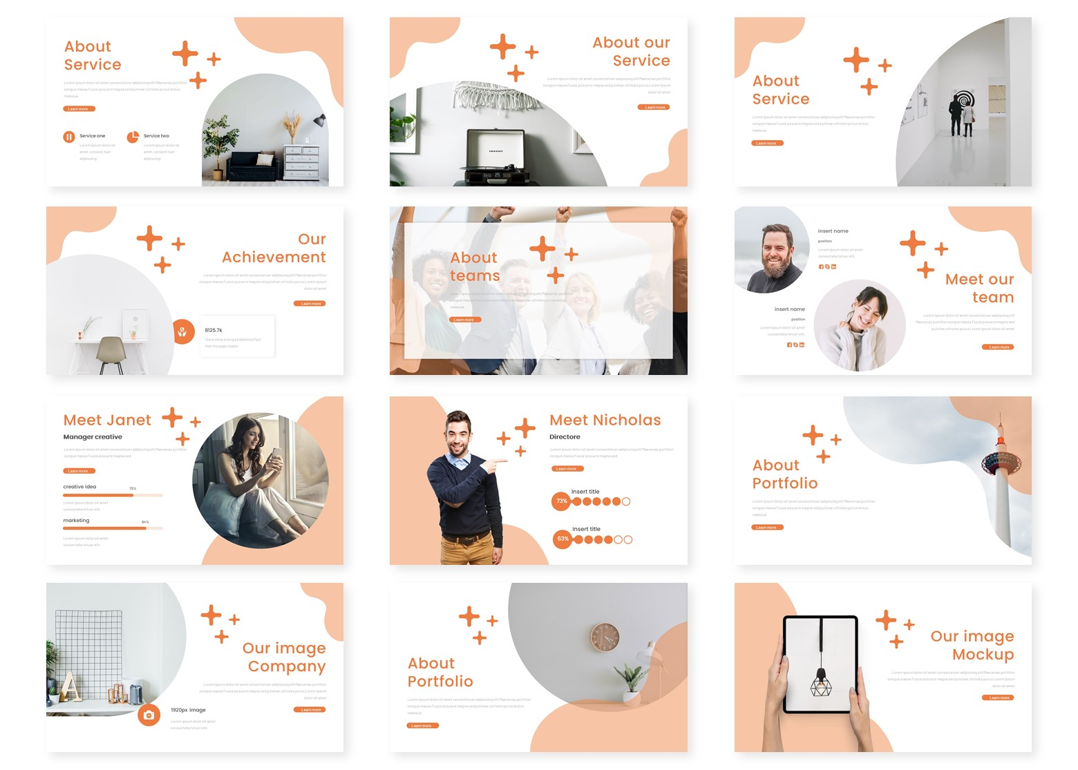 Paratag PowerPoint Template