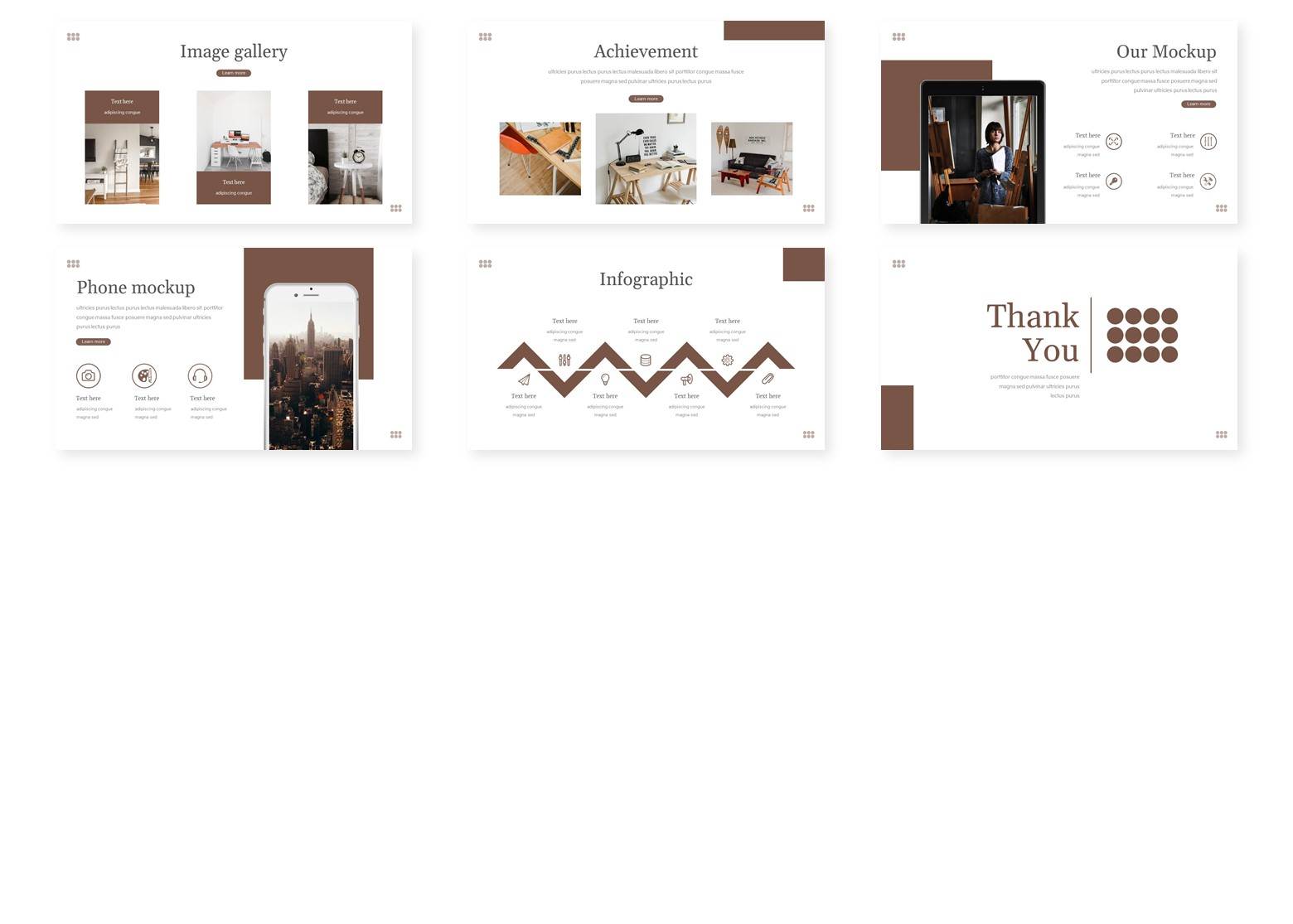 Mayama PowerPoint Template