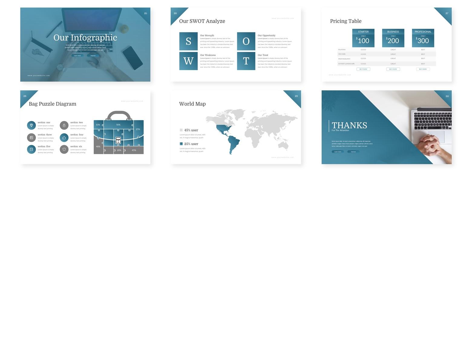 Heimdal PowerPoint Template