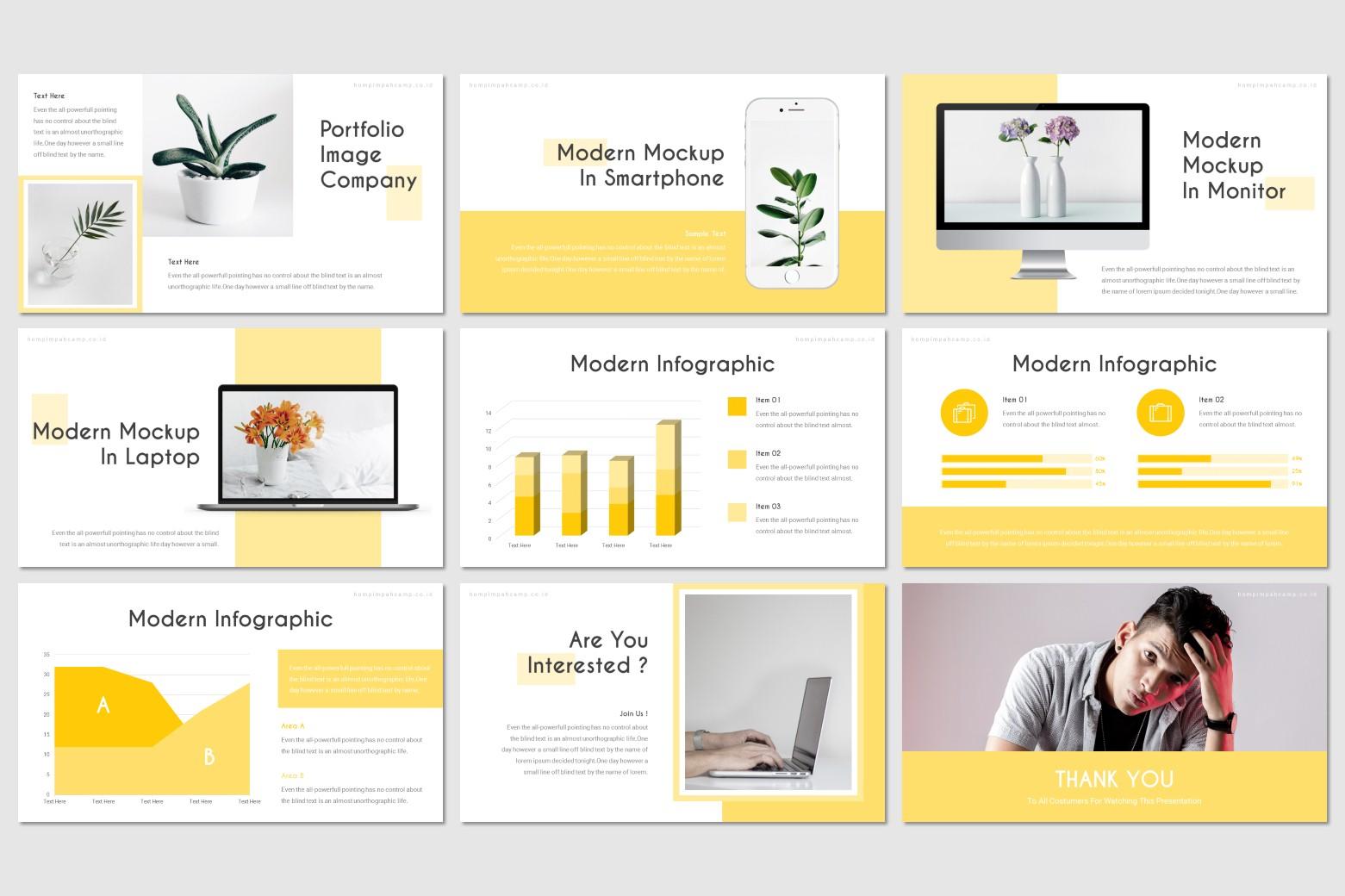 Hompimpah PowerPoint Template