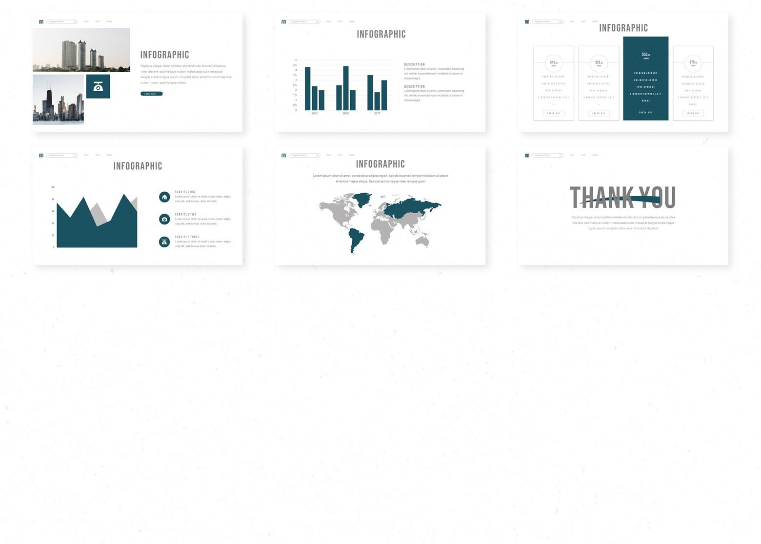 Onnet PowerPoint Template