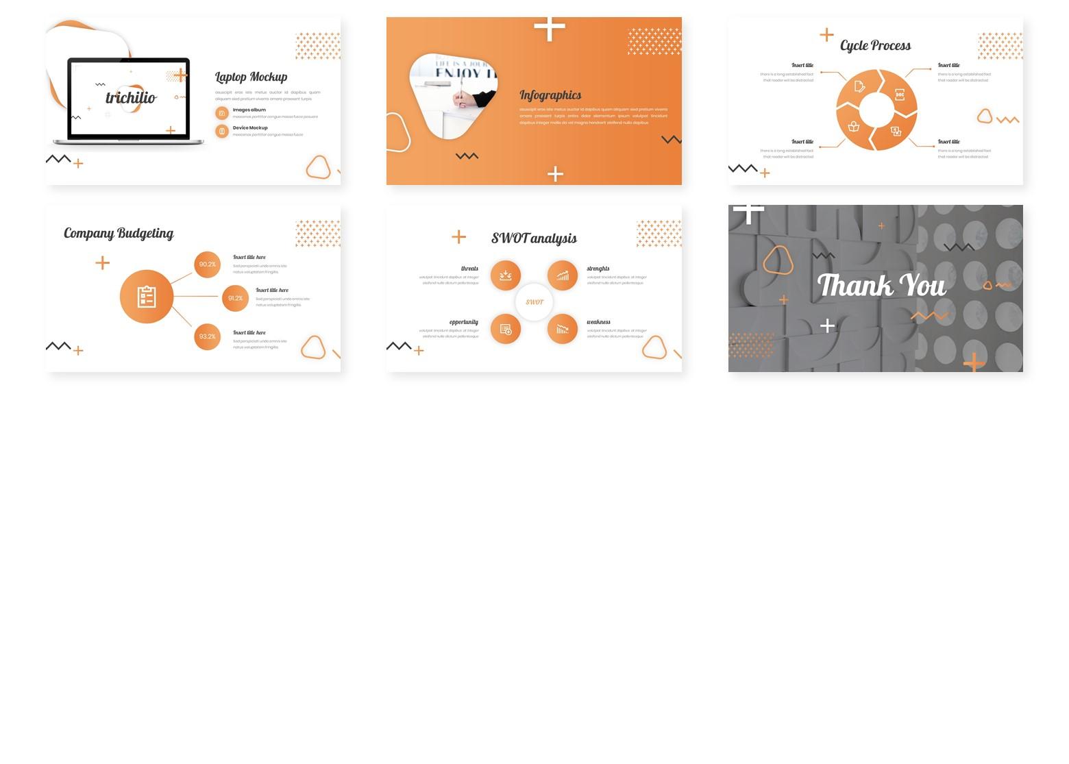 Trichilio PowerPoint Template