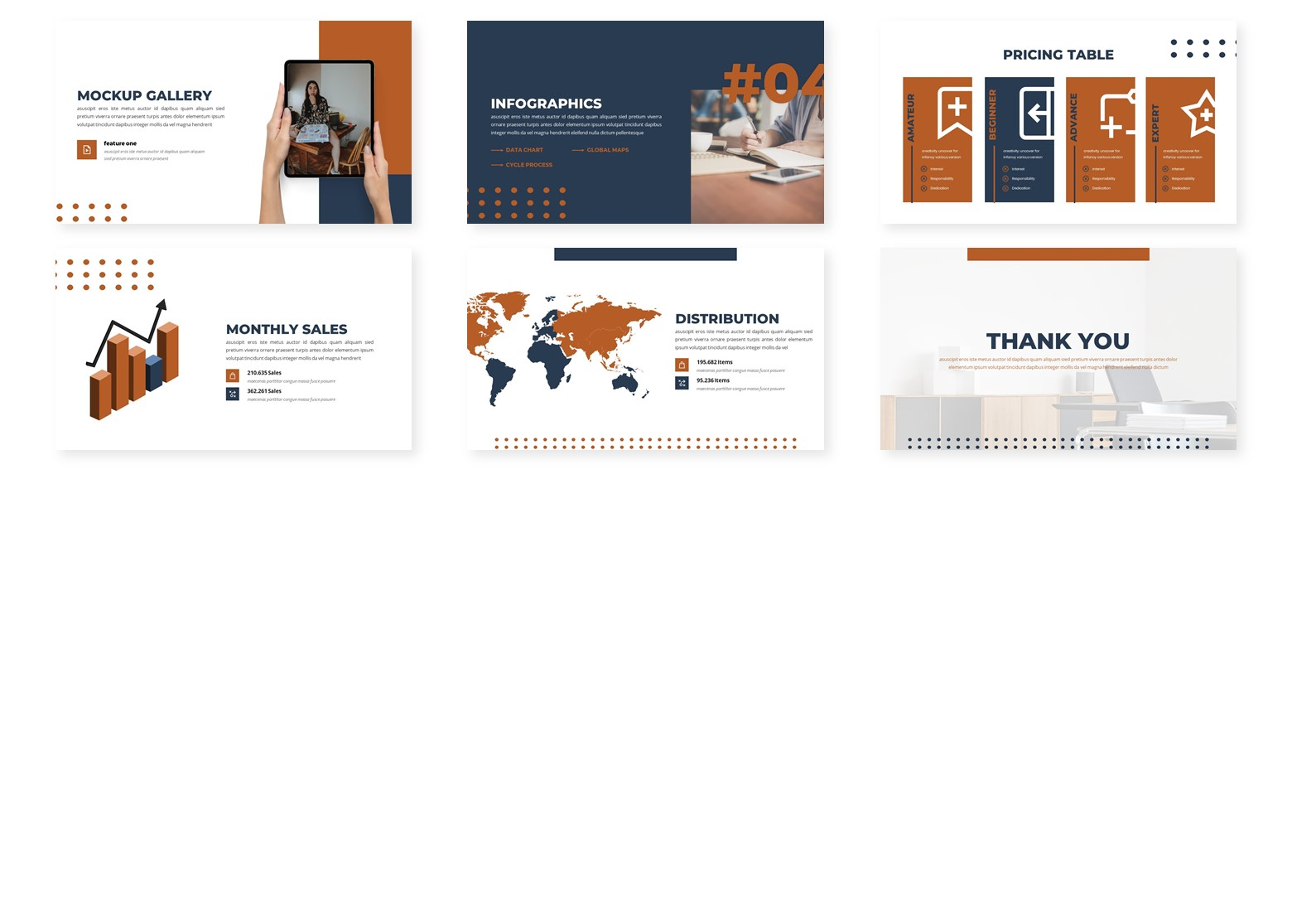 Bagasita PowerPoint Template
