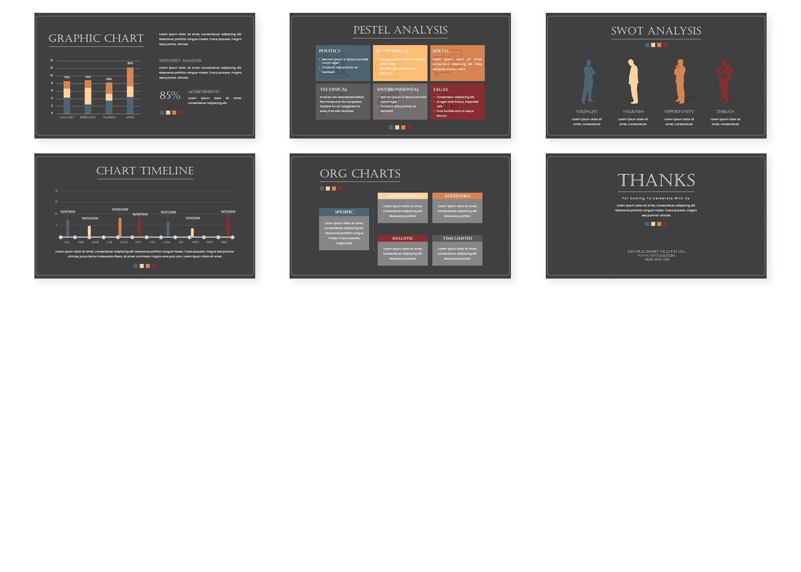 Vintage PowerPoint Template