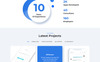 PathSoft - IT Solutions for Your Business Services Website Template Big Screenshot