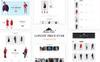 Mountain Fashion Premium OpenCart Template Big Screenshot