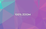 Colorful Polygon Backgrounds Illustration