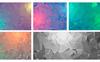 Colorful Polygon Backgrounds Illustration Big Screenshot