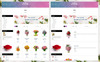 Floralle OpenCart Template Big Screenshot
