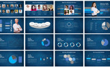 The Mind Presentation PowerPoint Template