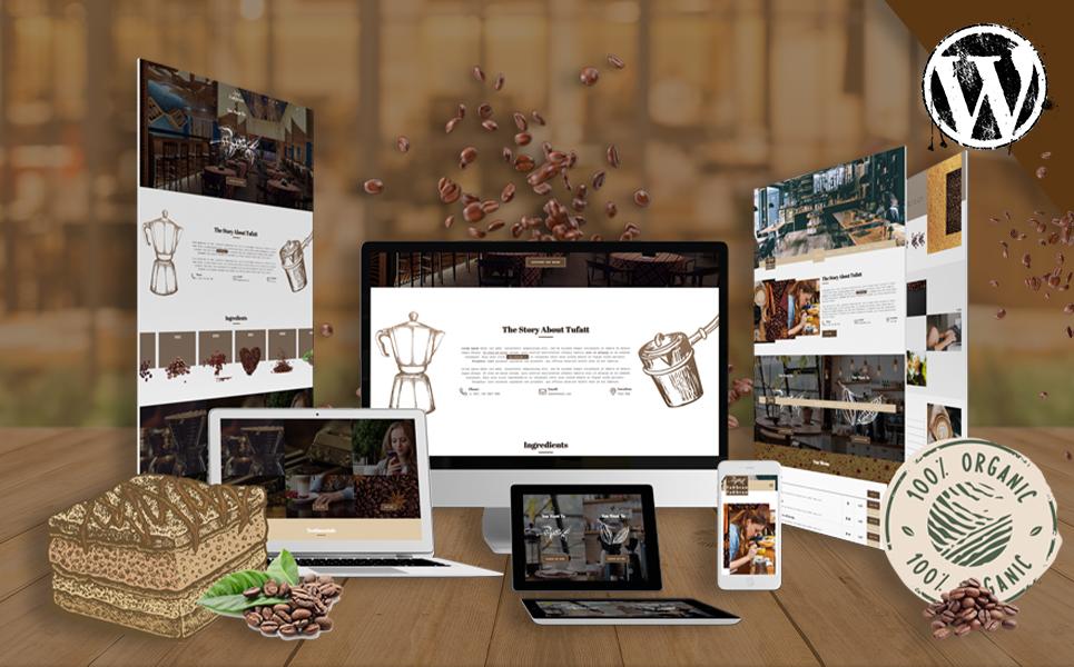 Fattbeans | Coffee Shop & Barista WordPress Theme