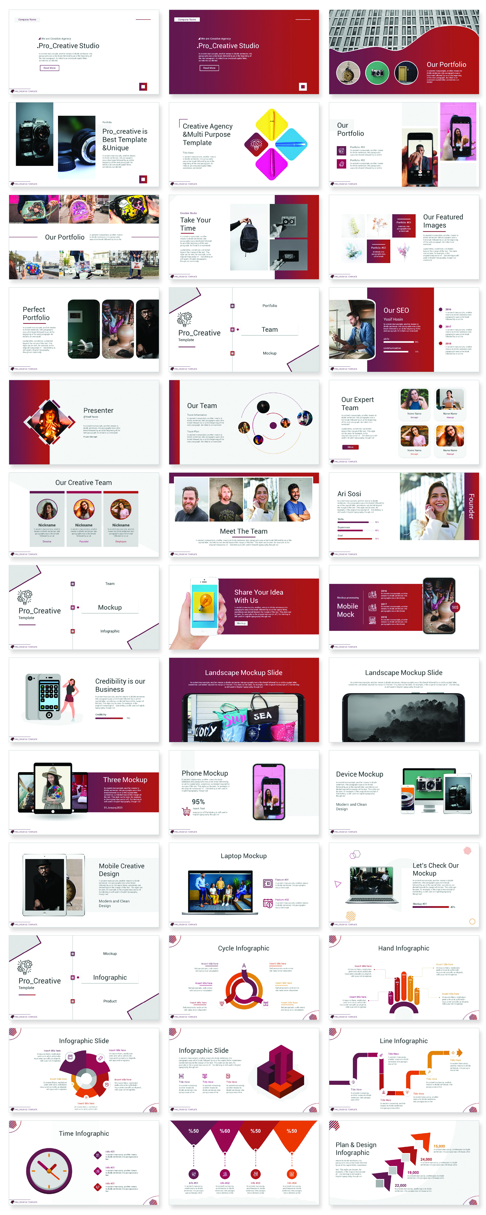Pro_Creative PowerPoint Template