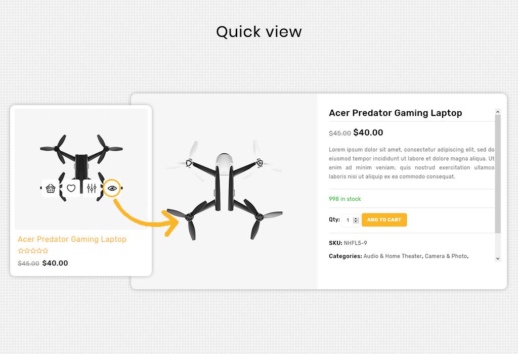 CartZu - Multipurpose Electronic Store WooCommerce Theme