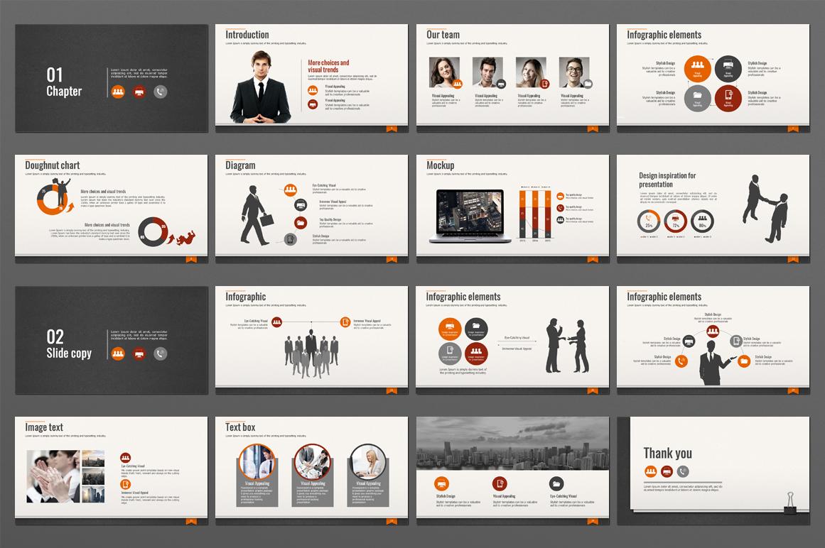 Modern Business PowerPoint Template