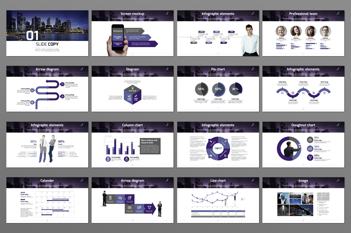 We Are Dreamer PowerPoint Template