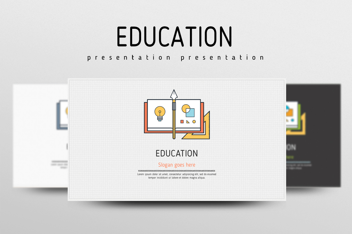 Homework PowerPoint Template